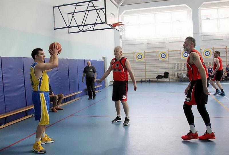 Баскетбол по-взрослому
